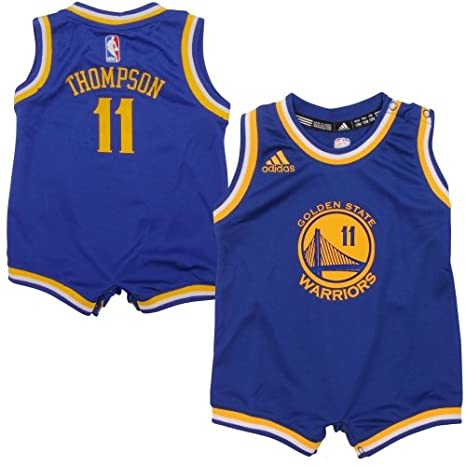 Amazon.com   NBA Golden State Warriors Klay Thompson  11 Infant ... fa1d1c1c0