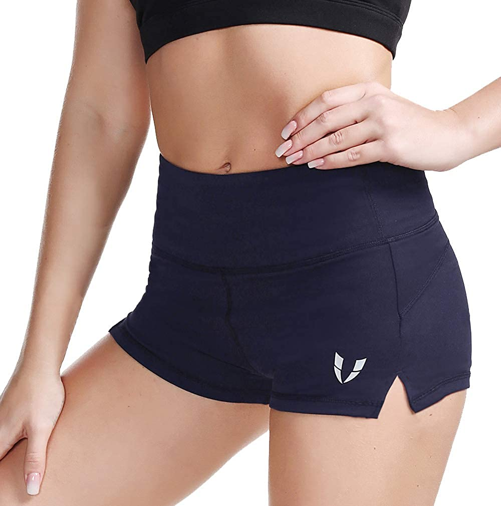 570cf1a89e FIRM ABS Womens Active Fitness Sports Shorts Yoga Running Activewear Workout  Gym: Amazon.ca: Clothing & Accessories