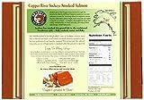 SeaBear - Copper River Smoked Sockeye Salmon - 1lb