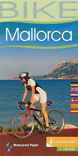 Mallorca 1:100,000 Cycling Map, waterproof, ALPINA (Cycling Maps)