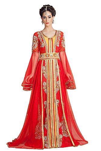 moroccan bridal dresses - 3