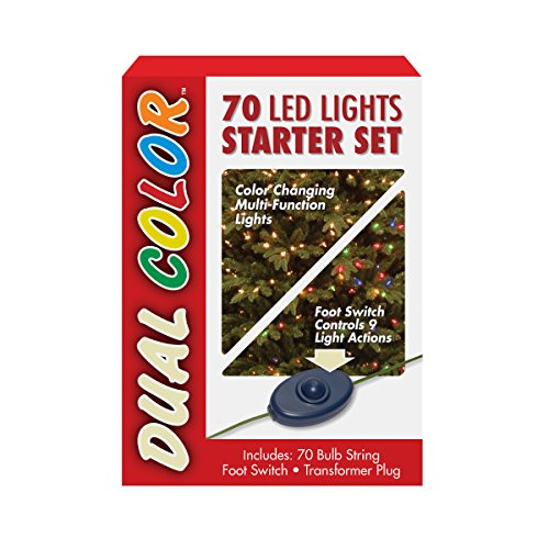 Dual Color Led Christmas Lights