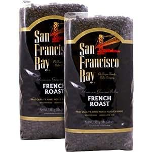 Amazon Com San Francisco Bay French Roast Whole Bean