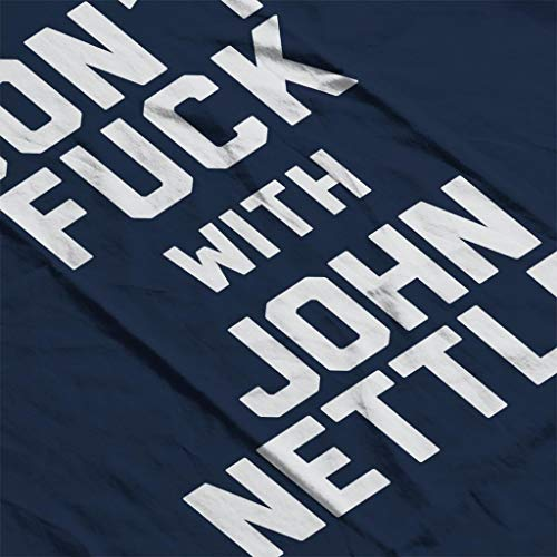 Coto7 Coto7 Coto7 Hooded Sweatshirt Dont Navy Women's John Fuck with Blue Nettles r6r0OxYw