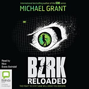 BZRK Reloaded Audiobook