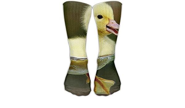 Protect Wrist For Cycling Moisture Control Elastic Sock Tube Socks Penguin Swimming Athletic Soccer Socks