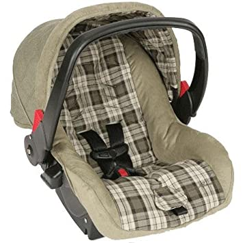 Eddie Bauer Designer 22 Infant Car Seat Bryant Collection Discontinued By Manufacturer