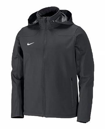 8212c3089 Nike Ambassador Jacket - Mens - Anthracite/White: Amazon.co.uk: Clothing