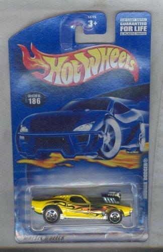 2001 Dodgers Game - Hot Wheels 2001-186 Rodger Dodger 5SP 1:64 Scale
