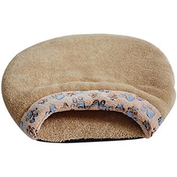 Amazon.com : Pecute Cat Sleeping Bag Warm Soft Puppy Cat
