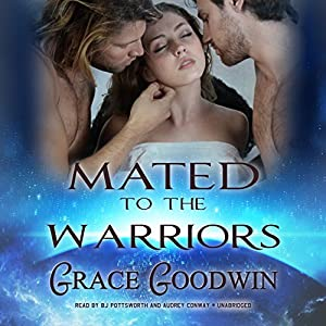 Mated to the Warriors Audiobook