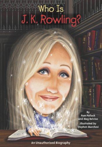 Who Is J. K. Rowling? (Turtleback School & Library Binding Edition) PDF