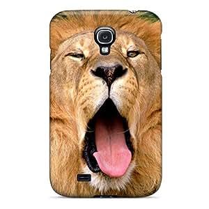 RVoOGeQ1346pxXDQ Lion Mouth Fashion Tpu S4 Case Cover For Galaxy