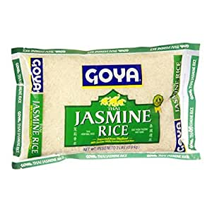 Amazon.com : Goya Thai Jasmine Rice 2 lb (32 oz) : Rice