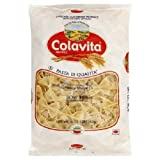 Colavita Farfalle(Bow Ties) Pasta, 16-Ounce Boxes (Pack of 20)
