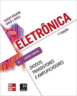 Diodos, Transistores e Amplificadores Em Portuguese do Brasil: Amazon.es: Albert Malvino: Libros