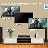 Megatek DVD Player, Compact DVD Player for TV with