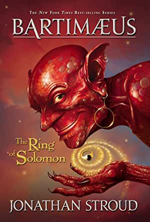 Amazon the ring of solomon prequel to bartimaeus trilogy a childrens ebooks fandeluxe PDF