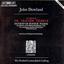 Dowland, John: Lacrimae, Or Seaven Teares