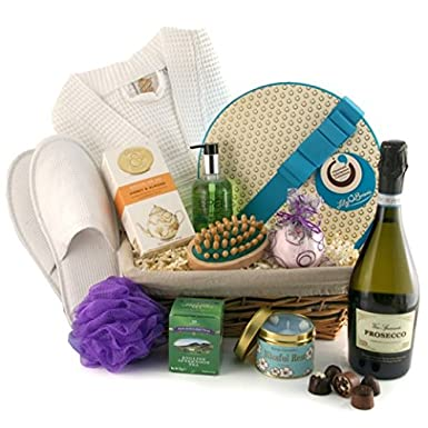 Aromatherapy Gift Basket For Her