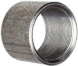 Anvil 8700158309, Steel Pipe Fitting, Coupling, 2'' NPT Female, Black Finish