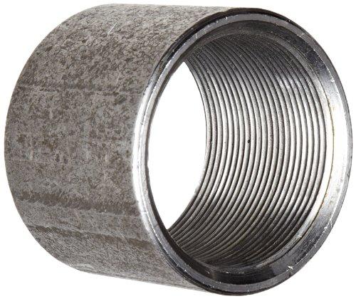 Anvil 8700158309, Steel Pipe Fitting, Coupling, 2″ NPT Female, Black Finish