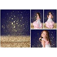 Abstract Waterdrop Laeacco 5x7ft Vinyl Photography Backdrops Blurry Dreamlike Bokeh Effects Children Girls Adults Photo Background,1.5x2.2m Studio Props