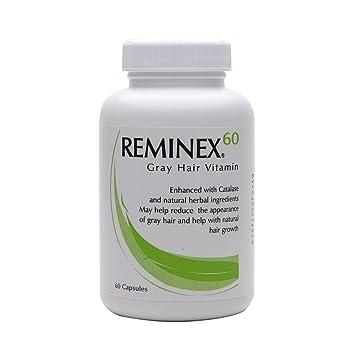 reminex anti grauen haar shampoo conditioner and vitamins value