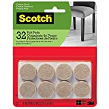 Scotch Brand Felt Pads, Great for Protecting Wood