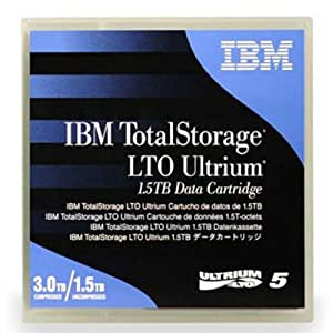 Cartucho de Datos LTO 3000GB IBM 46X1290