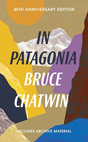 Book cover for In Patagonia