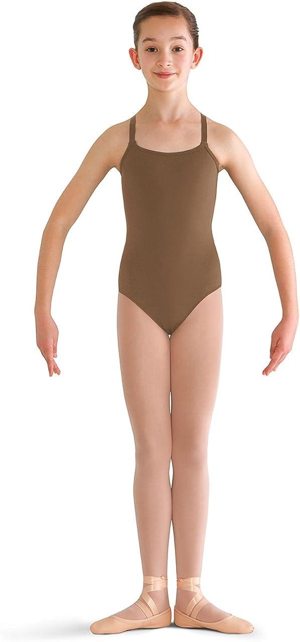 Free Same Day Post Nude Seamless Leotard Size 12 Child ..Adjustable Straps