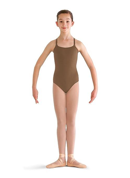 3c808becd Amazon.com   Bloch Dance Girls Pranay Adjustable Strap Camisole ...
