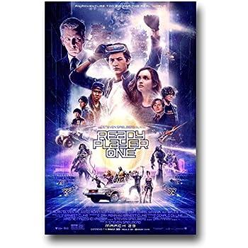 amazoncom ready player one poster movie promo 11 x 17