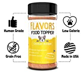 Flavors Food Topper and Gravy for Dogs - Chicken