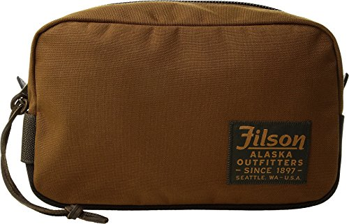 Filson Men's Travel Pack, Whiskey, One Size