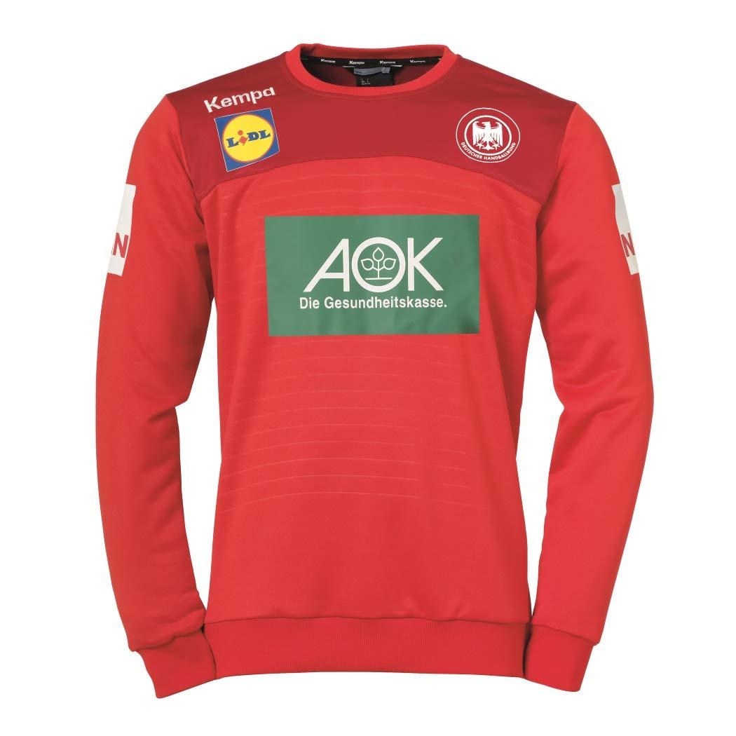 Kempa DHB Torwarttrikot Deutscher Handballbund WM 2019 rot