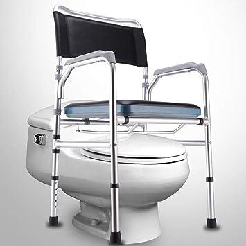 Zhen Lin Sige De Selles Toilette Pliante Avec Commodes Vieux Chaise Portable Closestool