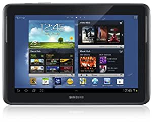 Samsung Galaxy Note 10.1 - Tablet de 10 pulgadas (3G+WiFi, Bluetooth, 16 GB, 1.4 GHz, 2 GB RAM, Android 4.0), gris - Importado de Francia