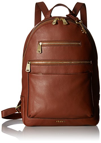 Fossil Piper Backpack, Brown