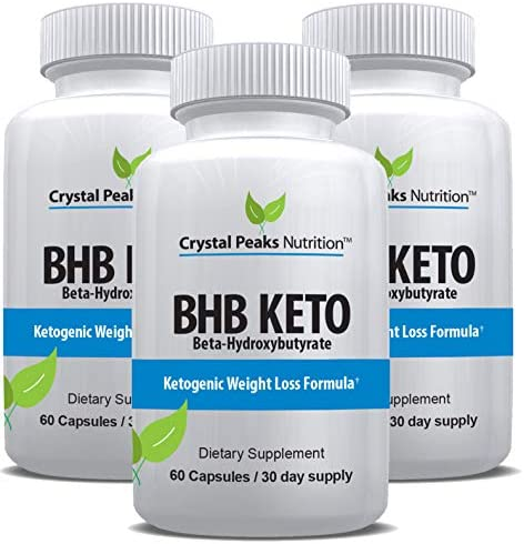 Keto Diet Pills with GoBHB | Advanced Ketones for Weightloss Supplement | Boost Metabolism and Blast Fat | 60 Capsules 5