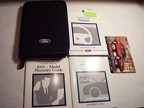 2001 Ford Taurus Owners Manual