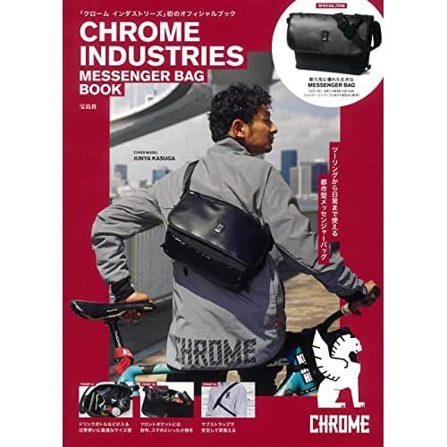 CHROME INDUSTRIES MESSENGER BAG BOOK 画像