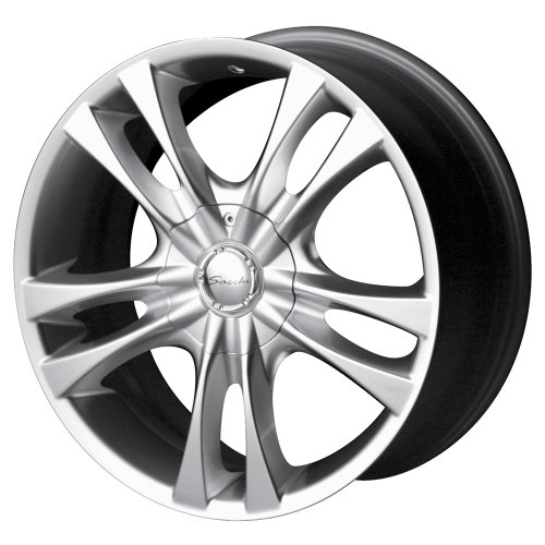 Sacchi S62 262 Hypersilver Wheel with Ma - Toyota Celica Alloy Wheels Shopping Results