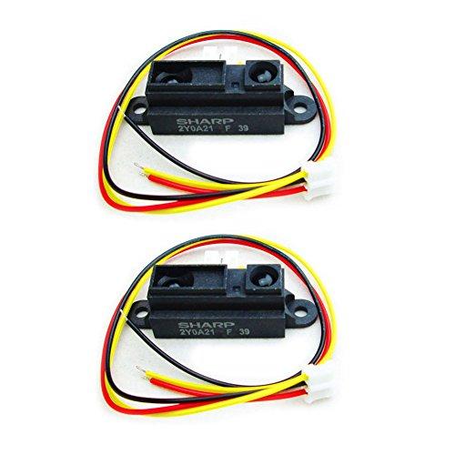 DIYmall Sharp Sensor GP2Y0A21YK0F Arduino product image