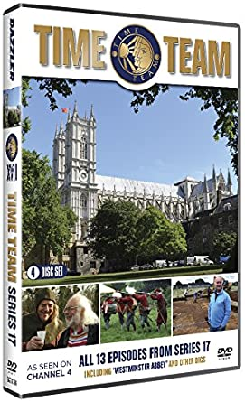 Amazon com: Time Team: Series 17 [DVD]: Movies & TV