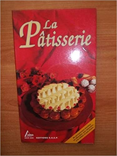 Livres La pâtisserie pdf ebook