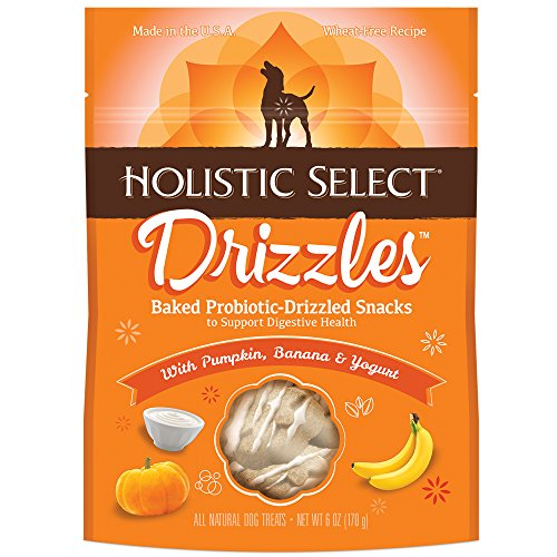 Holistic Select Drizzles Crunchy Natural product image