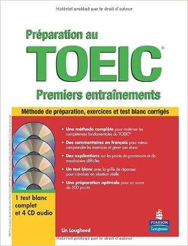 preparation au toeic tests complets 4eme ed avec 4 cd