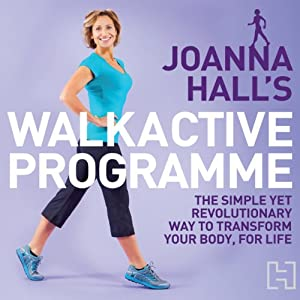 Joanna Hall's Walkactive Programme Audiobook